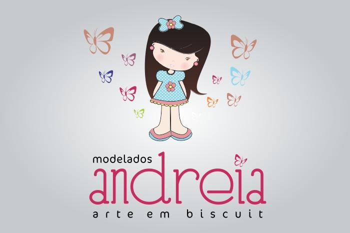Logo Modelados Andreia